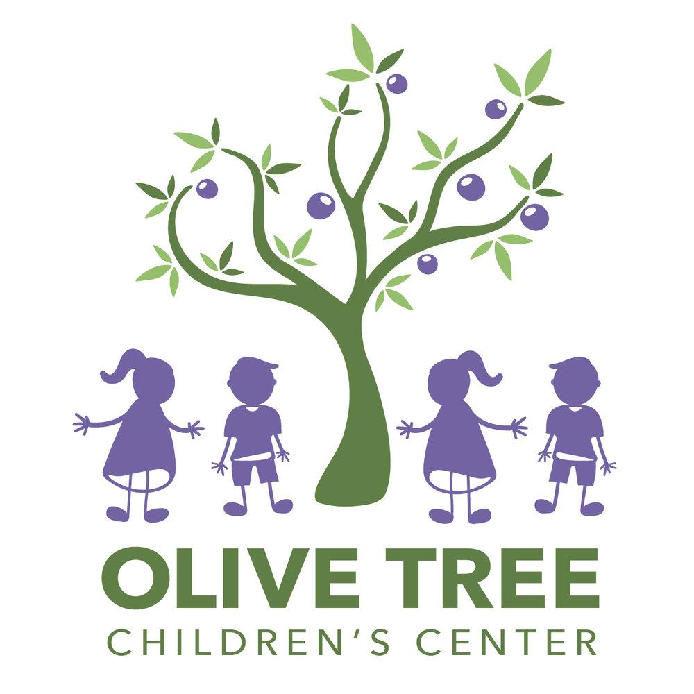 Olive tree children's center logo