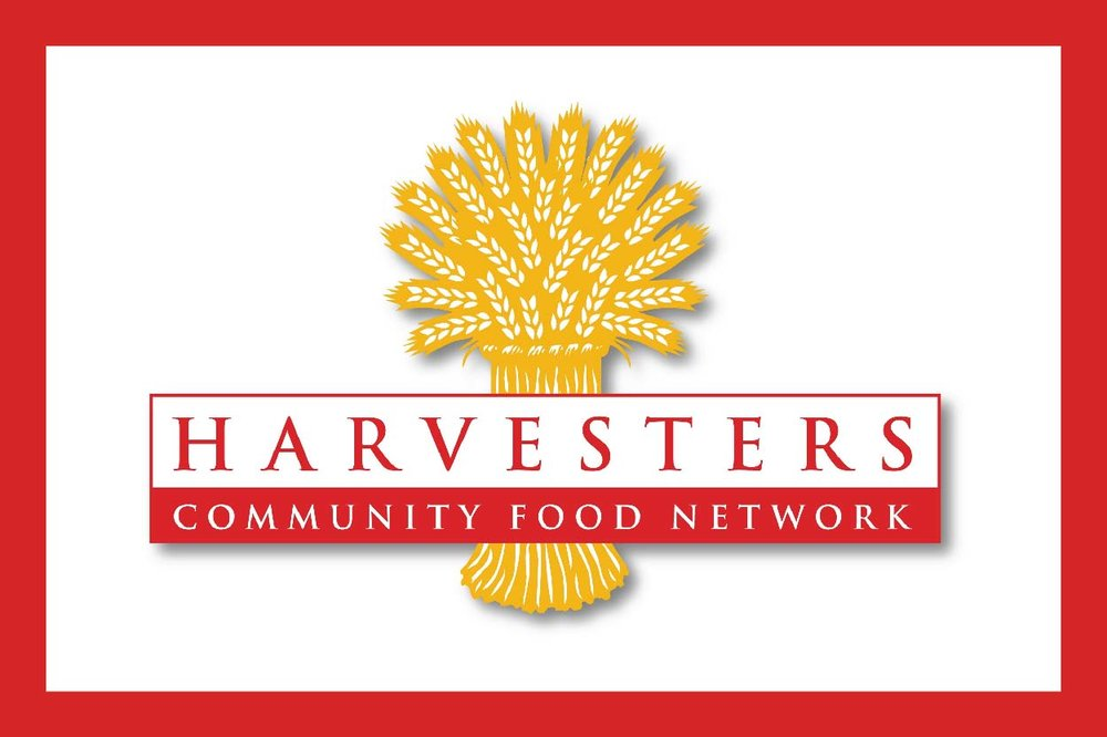 Harvesters Food Network 6-8pm - Help sort and pack donated food items. Must be 8+ years old. This project is full, registration is closed.