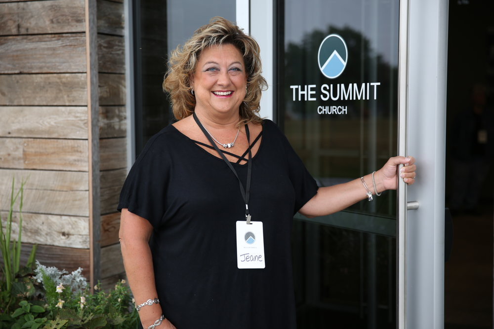 Serve at The Summit Church -