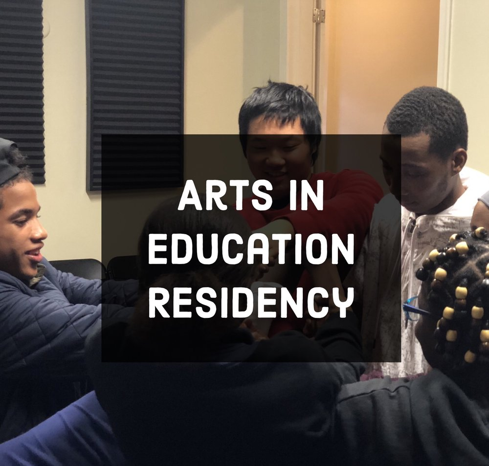 - For the past 3 years, Studio 117 has offered residencies in conjunction with Arts In Education. These classes are typically setup to be weekly classes for 10-24 weeks, and are open to any public or private, education or enrichment center in Pennsylvania. Art's In Education may also be able to partially fund the residency. These residencies are perfect for pushing initiatives such as diversity, ethics, teamwork, professionalism, problem solving, or even helping students in their classes by linking core curriculum with Audio Production/Music Education.Many students prefer to learn and actually perform better in classes involving music and arts. Traditionally, left brained thinkers are more organized and systematic while right brained thinkers are more creative and intuitive. Many current school programs exercise and test their students' abilities to solve problems in an organized and systematic manor but completely ignore the creative processes that certain individuals may use to understand these problems. This is why many people feel that they don't use certain methods that they learned in school to solve problems in real-life scenarios. We feel that an organized method is essential to solving many problems, but many people will need to get creative and intuitive in their workplace or in everyday life to succeed. For many, a link between creativity and traditional core curriculum classes are a must.Currently, our residencies are limited to evenings and weekends. If your school or organization is interested in developing a residency with Studio 117, please use the email button at the bottom of the page to schedule a meeting.