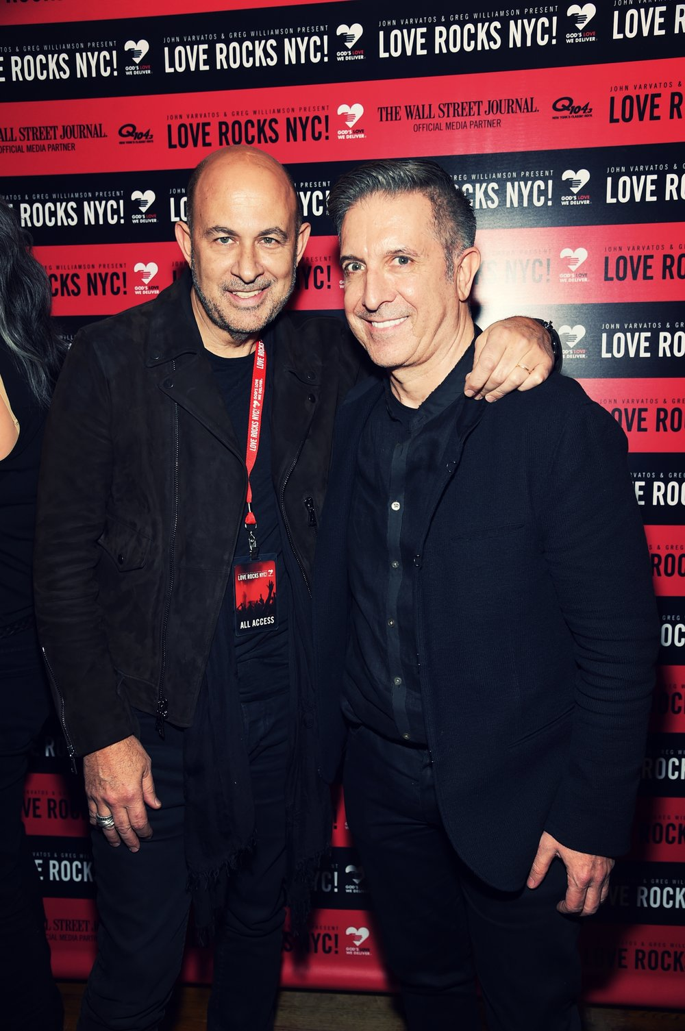 Copy of John Varvatos & Mark Brashear