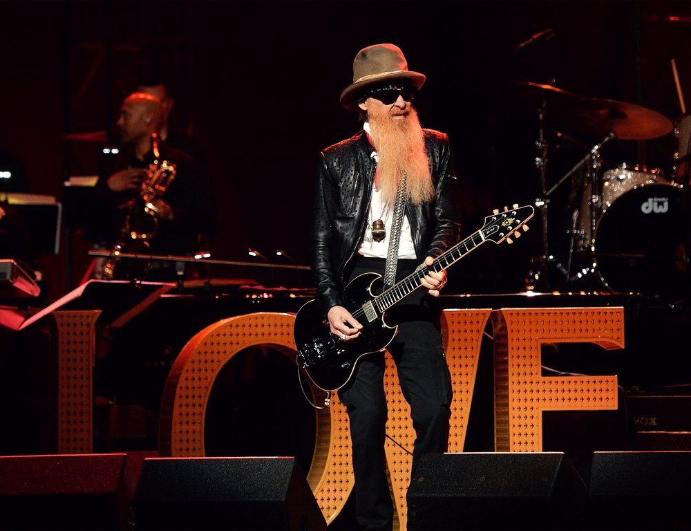 Copy of Billy Gibbons