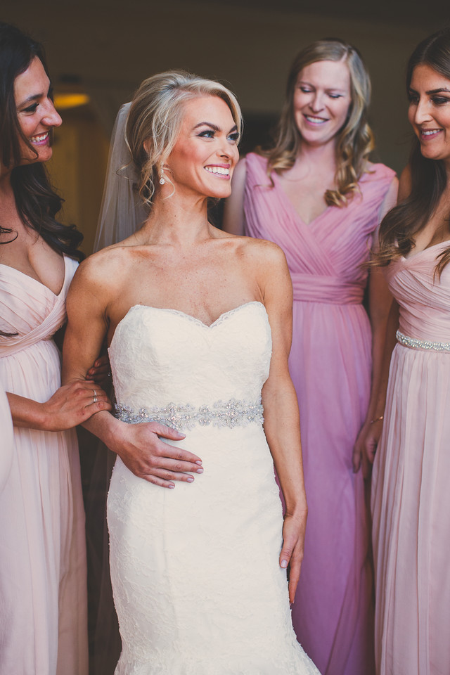 Bridal Party at Green Valley Ranch Las Vegas