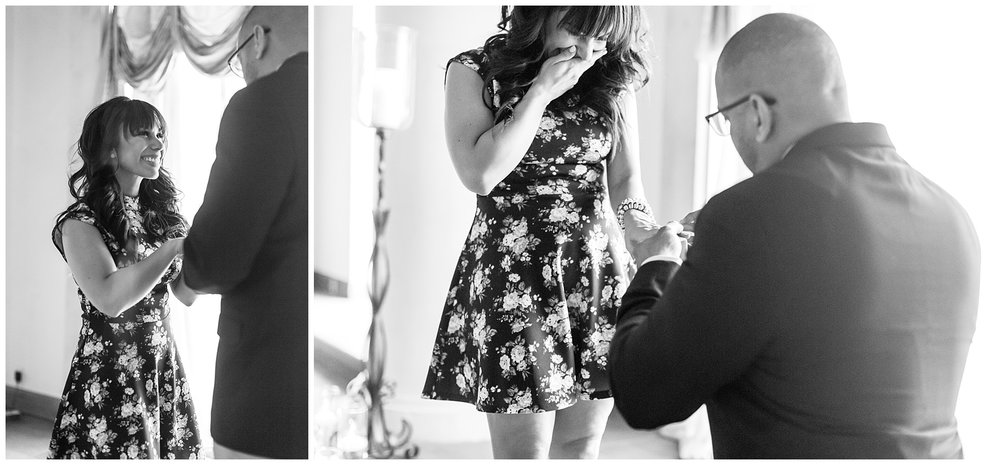 How He Asked- Hilton Lake Las Vegas Proposal 3. Photography by Norina Kaye