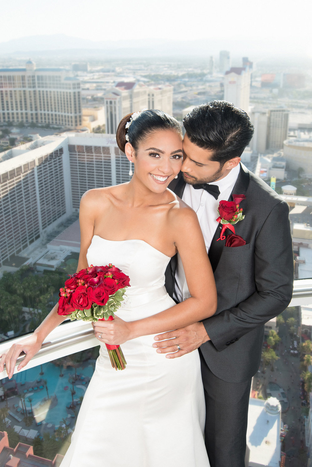 Wedding Hair and Makeup in Las Vegas