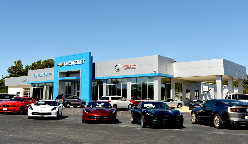 Chevrolet Dealerships In Alabama