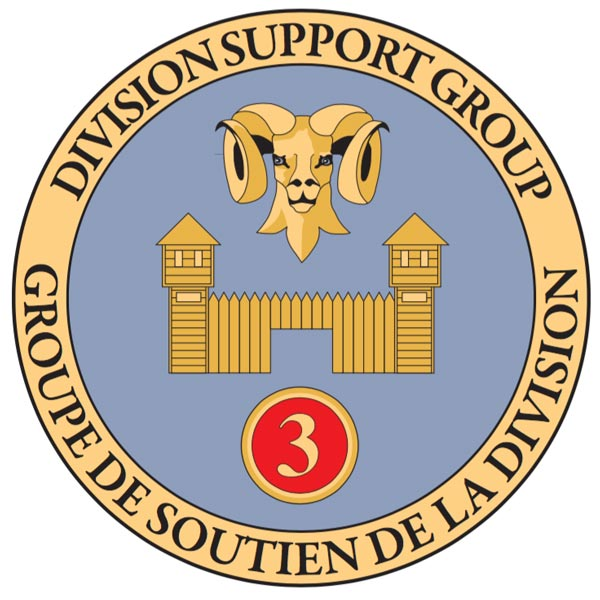 3rd Canadian Division Support Group