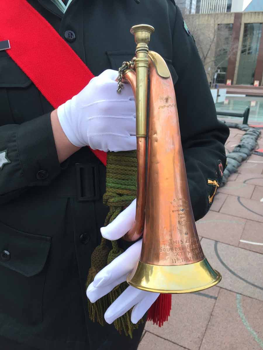 The Mons Bugle