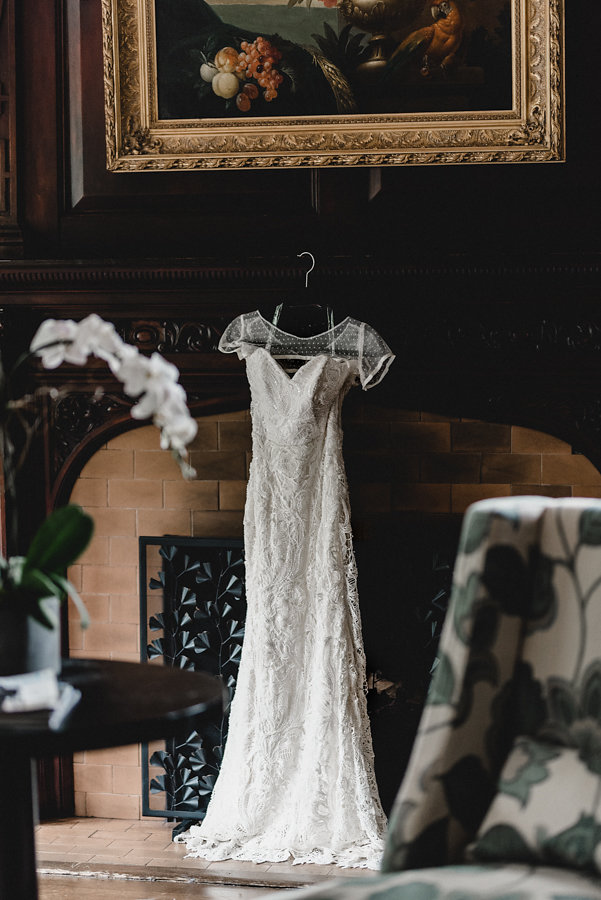 Pittsburgh Vintage Heirloom Wedding Dress