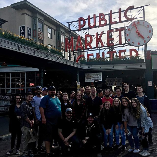 We missed everyone at Thirst last night! We are all at a conference in Seattle learning how to do what God has called us to do at a higher level! We can't wait to see you all next week!