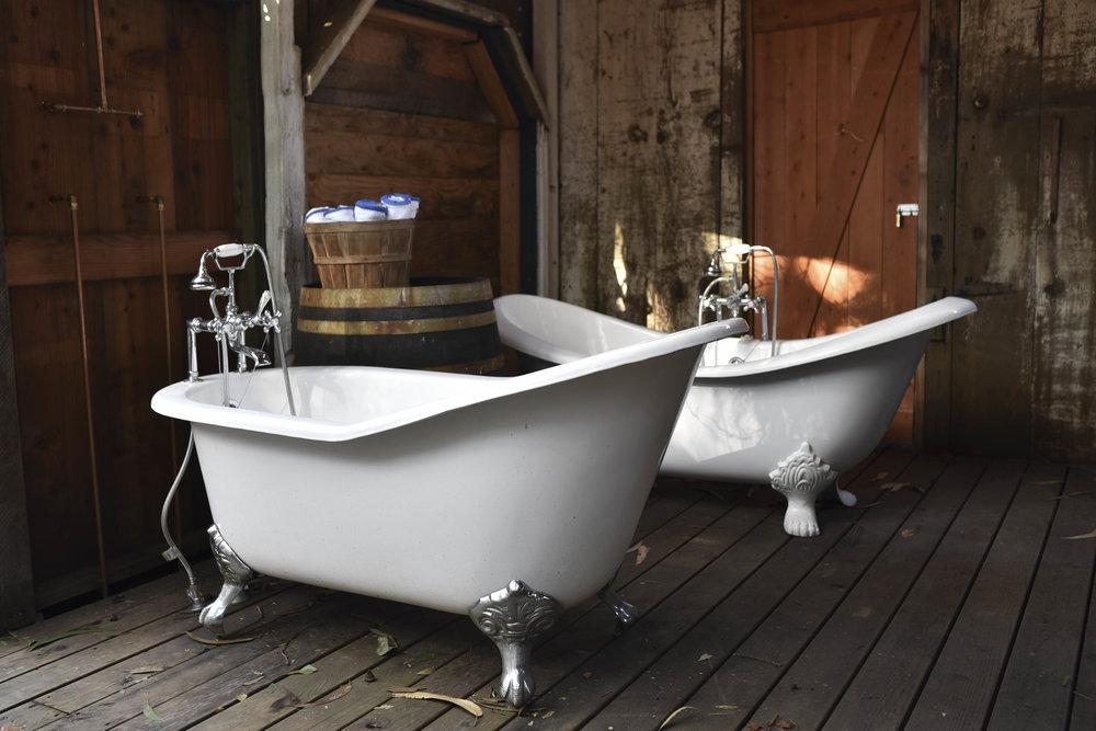 Humboldt Bay Provisions bath soaks