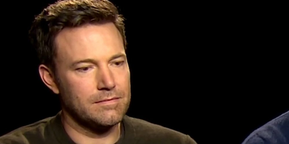 Sad Affleck: The image that spawned the meme that ruled the world. For a week or so.