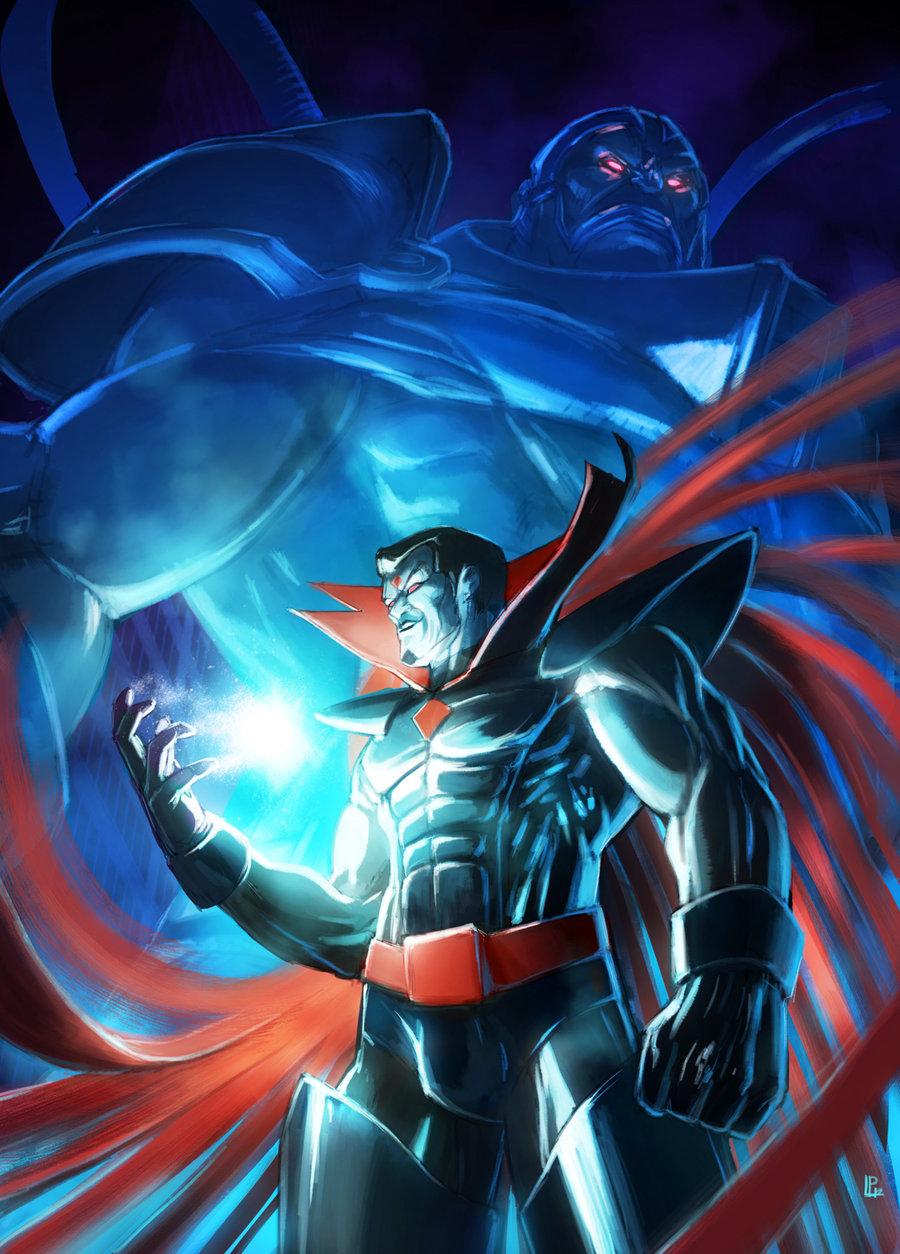 Giant Apocalypse & Mister Sinister