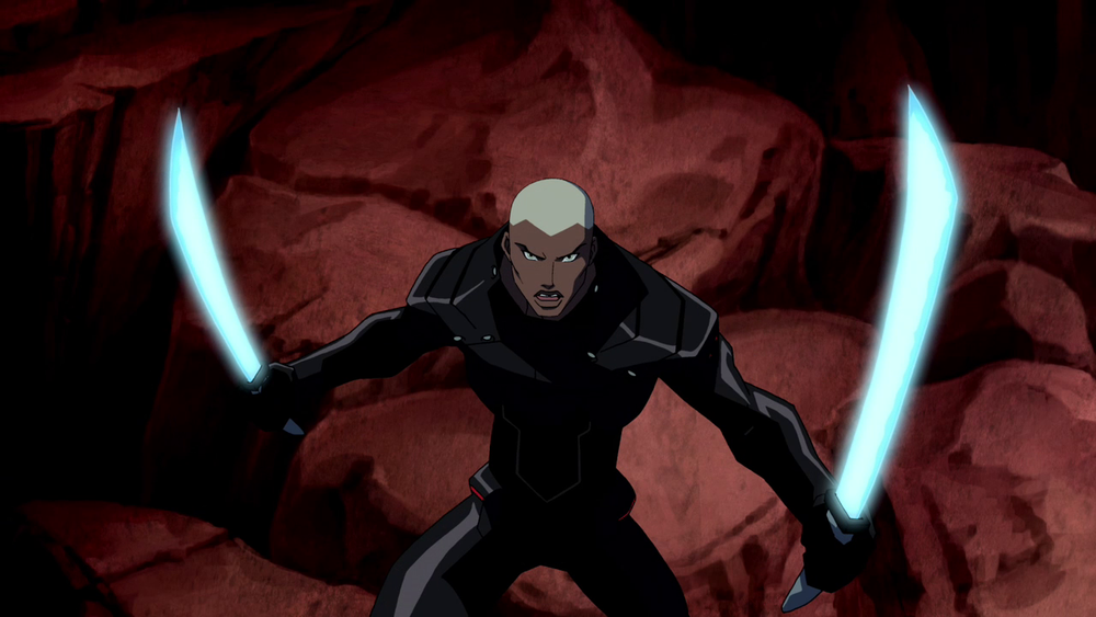 Aqualad from Young Justice