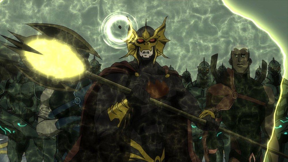 Ocean Master shield