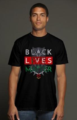 Black-Black Panther BLM Shirt