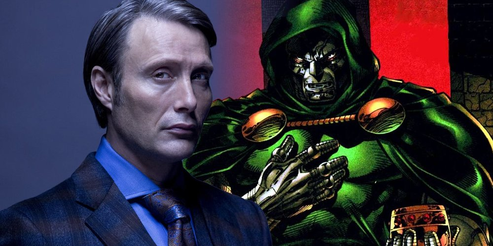 Mads Mikkelsen as Doom