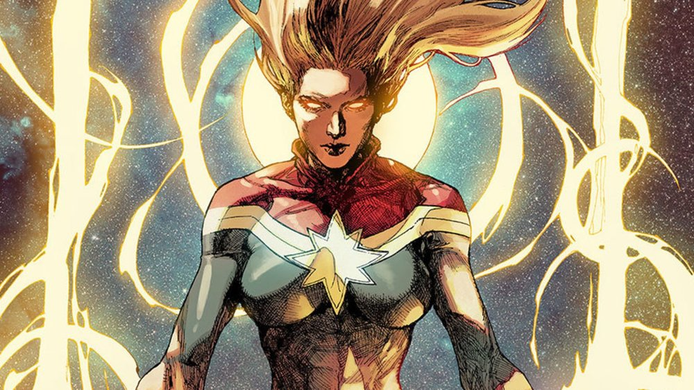 MCU Connections - Who The Hell Is Captain Marvel? -