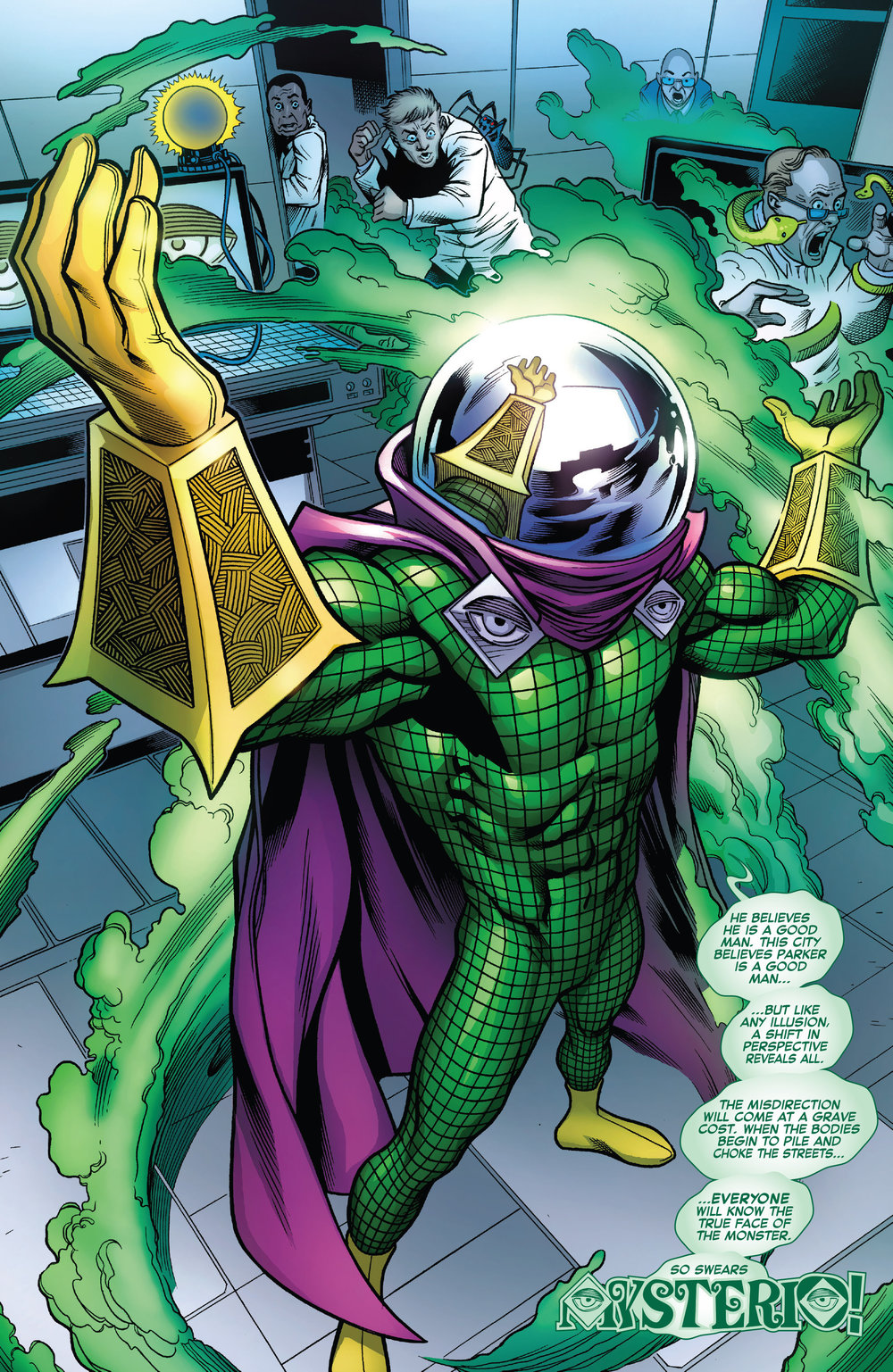 MCU Connections - Who The Hell Is Mysterio? -