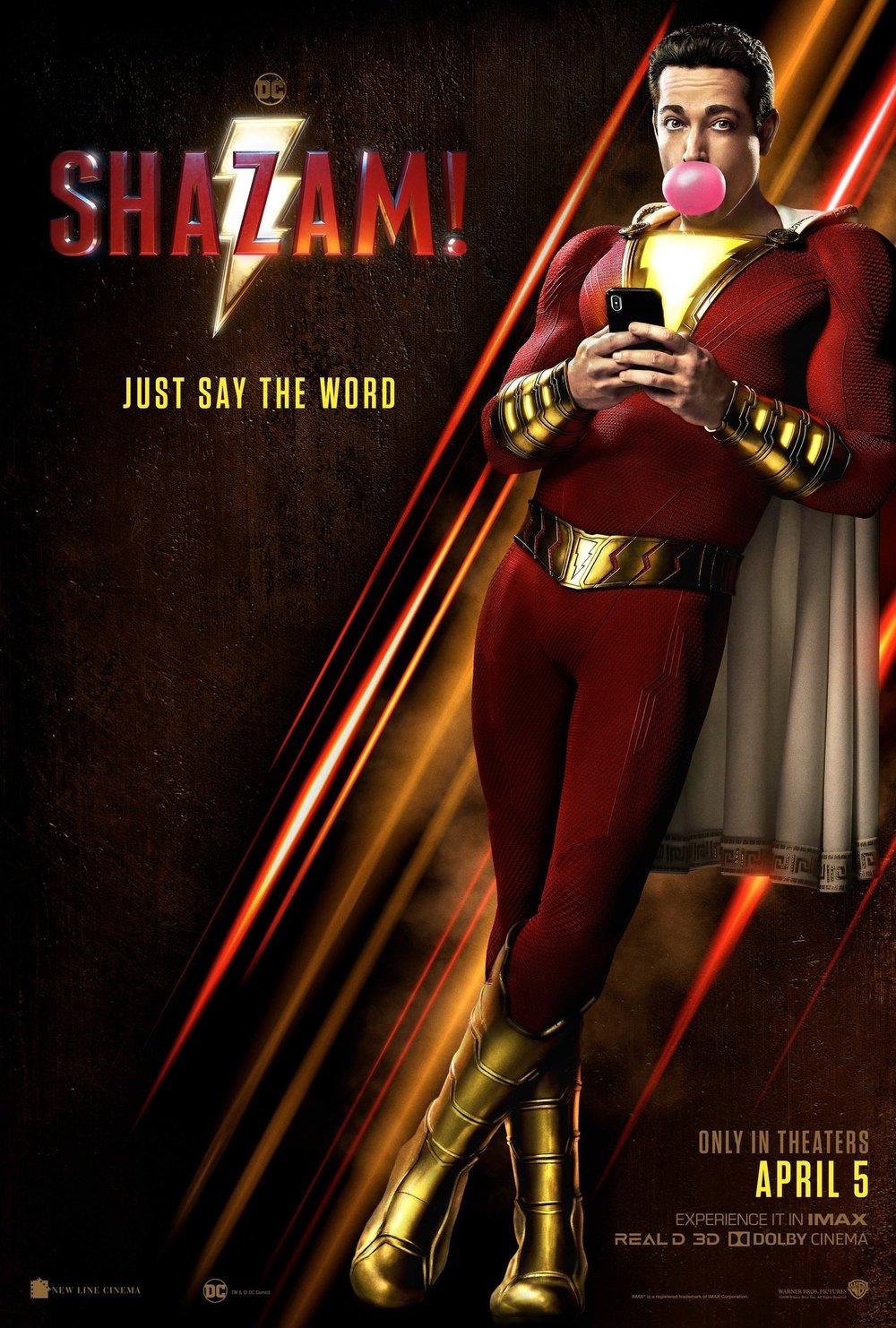Shazam Review (2019) -