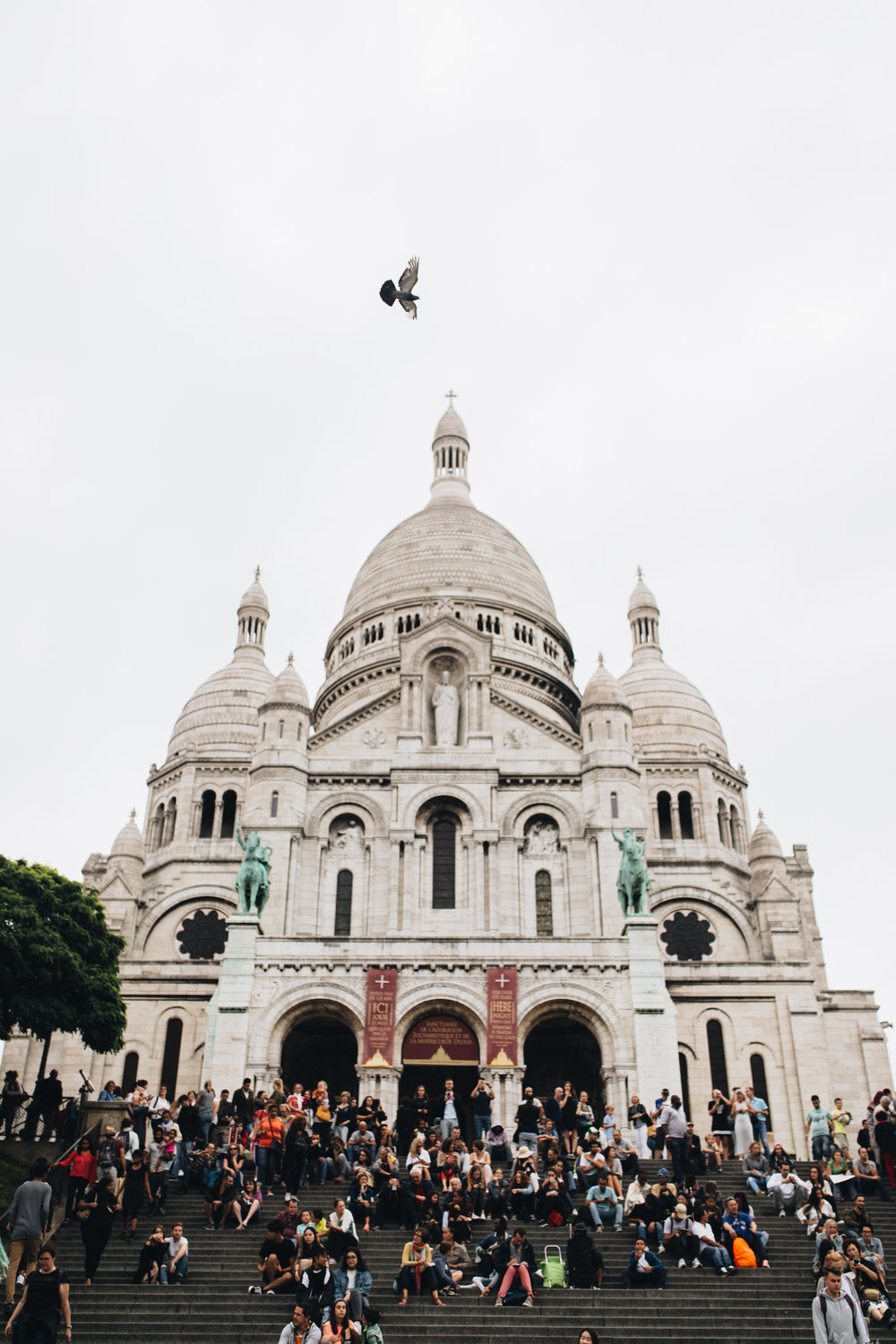 sacre-coeur in all its glory