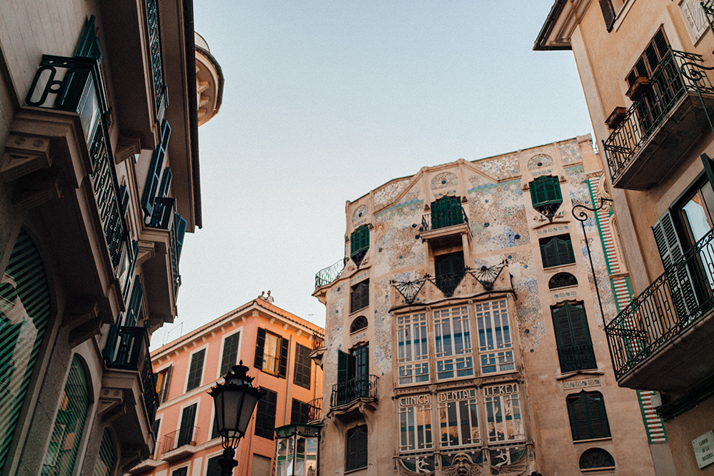 more of old town palma.