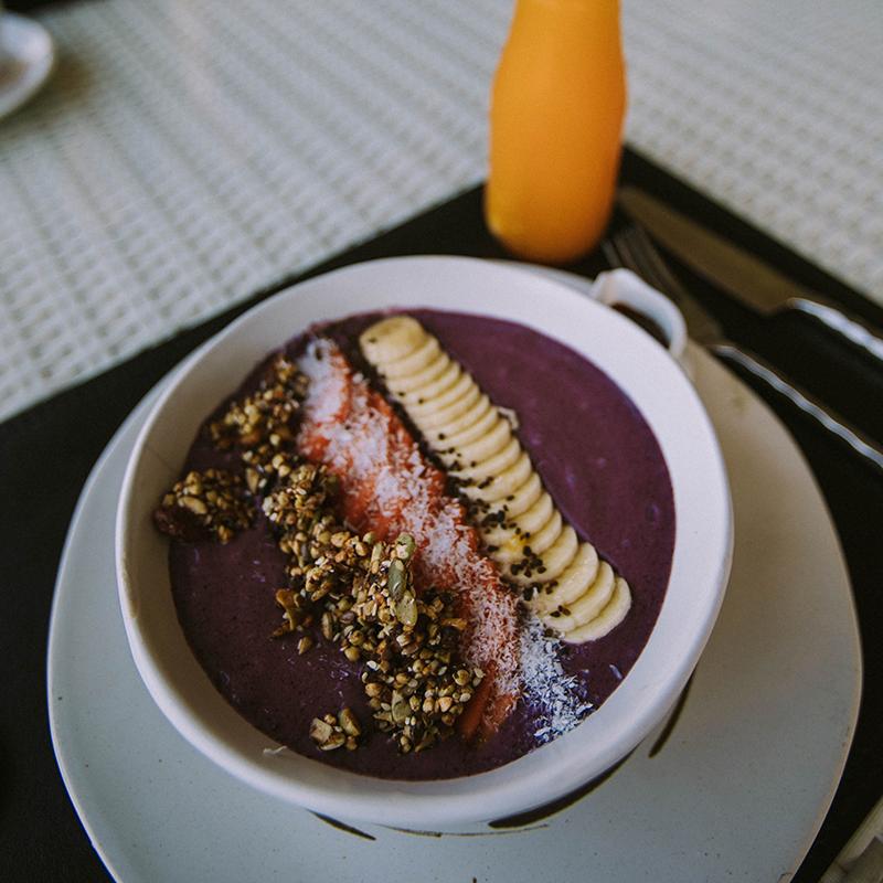 breakfast bowls at vikasa life cafe = <3