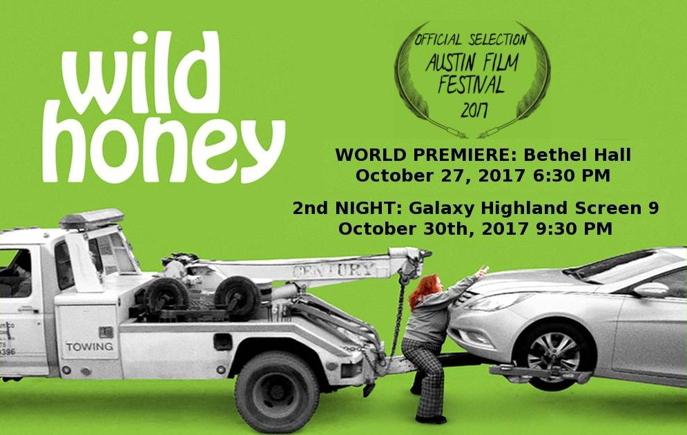 World Premiere - Austin Film Festival 2017