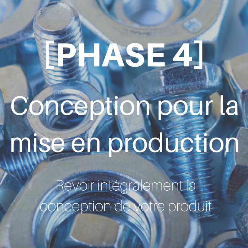 Phase 4 méthode 5P Usine IO