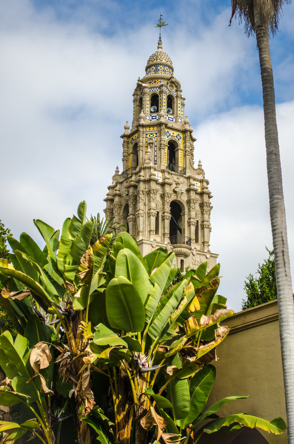 Another beautiful photo by my brother-in-law, Alex Mueller Photography of the Museum of Man in Balboa Park