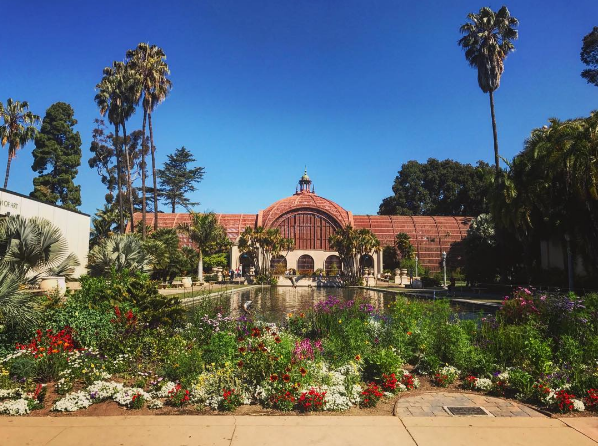 The Botanical Garden at Balboa Park