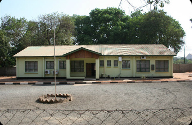Nico Memorial Clinic in Zambia