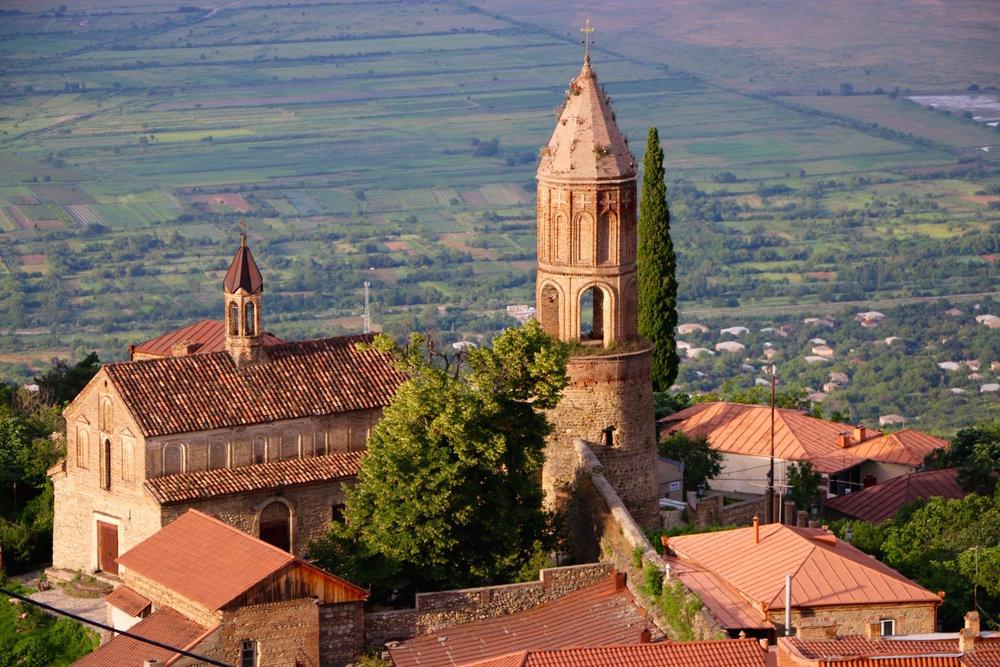 Bodbe Monastery, Signagi