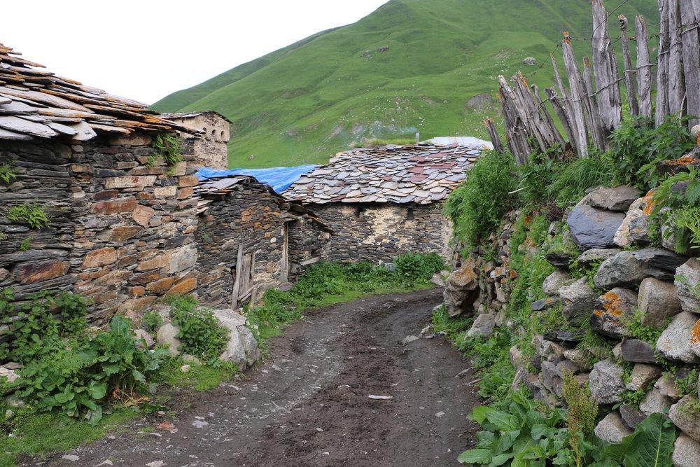 Village of Ushguli