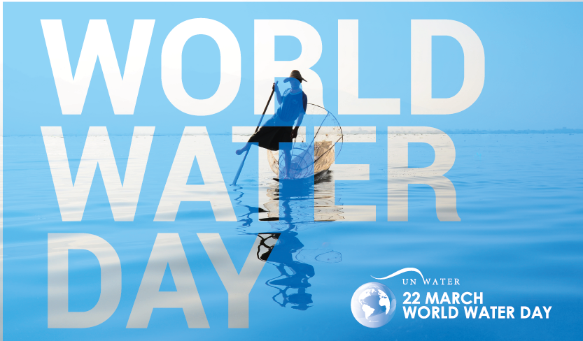 INSPIRE ACTION   WORLD WATER DAY - On MARCH 22ND we will flood social media with graphics, pictures, videos, and news articles about World Water Day and the importance of the mission of Vera Aqua Vera Vita!