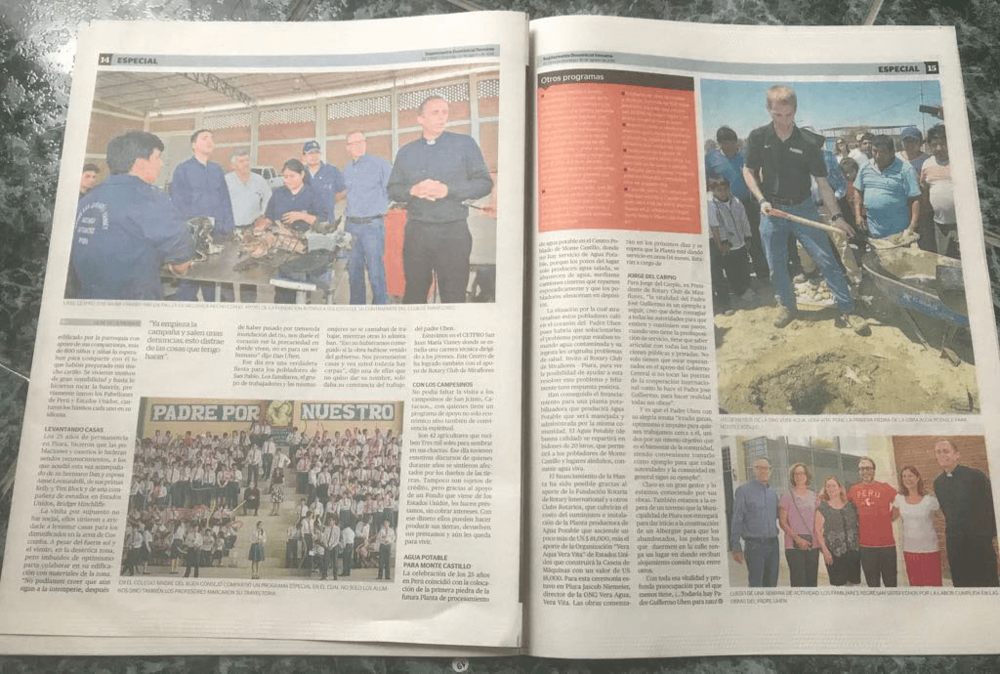 2018-08-26 | VAVV news in Piura, Peru