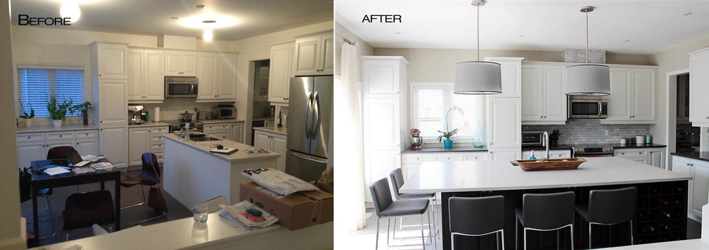 kmsd before and after kitchen alton village