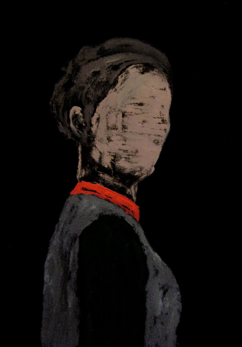 Alienation: Wedad Alnasser