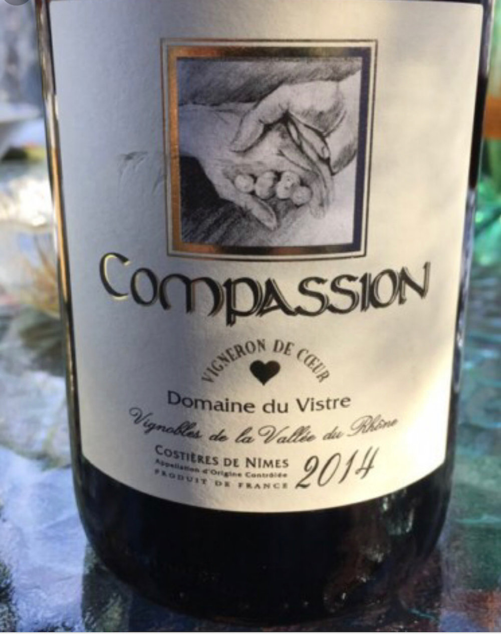 compassion is the new wine