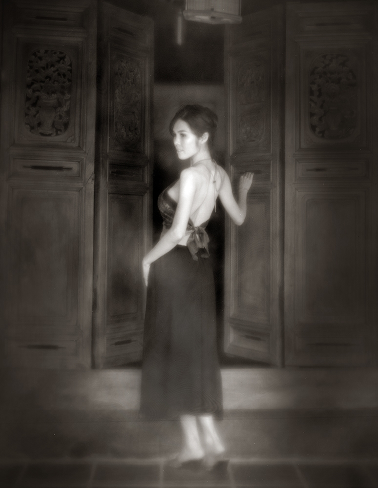 Model : Jessica Truong