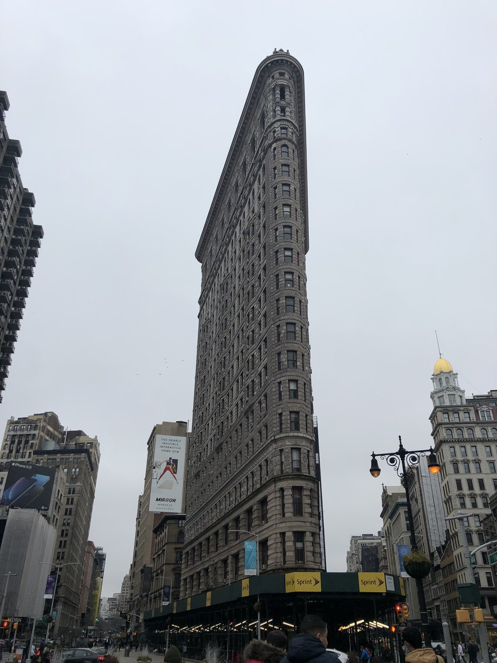 The Flatiron Building