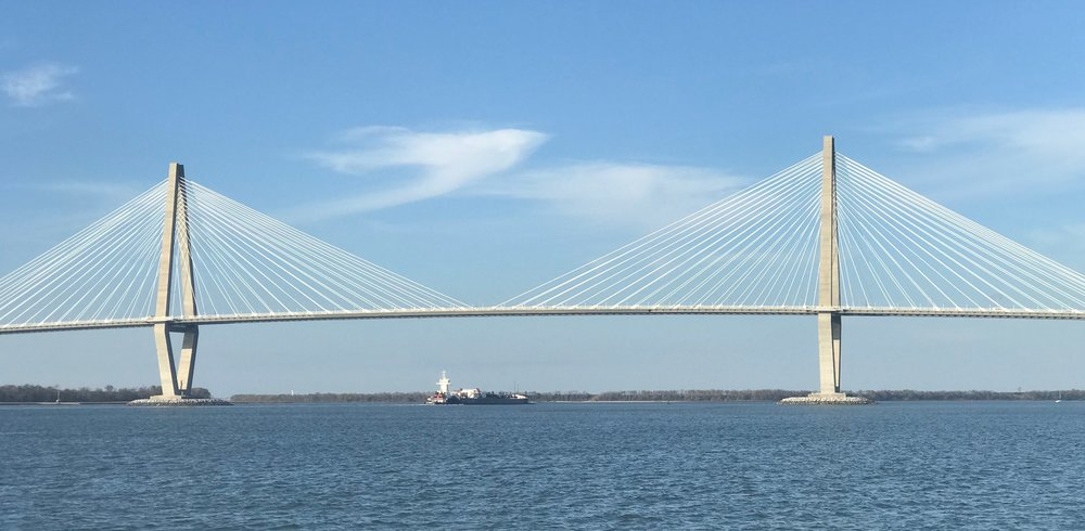 The Arthur Ravanel Jr. Bridge