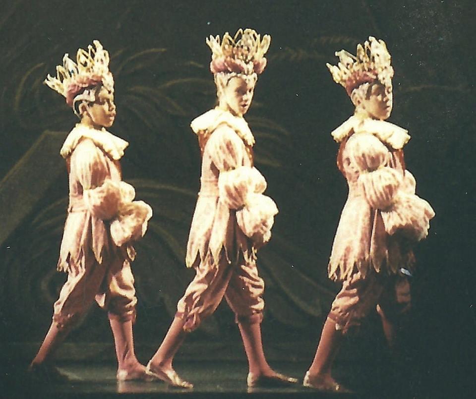 THE MAGIC FLUTE @ New York City Opera