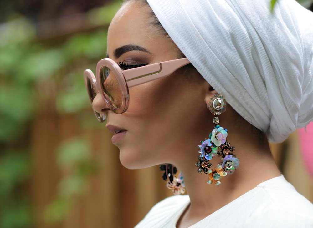 Dounia Badri, Founder and designer of Atelier MYNA