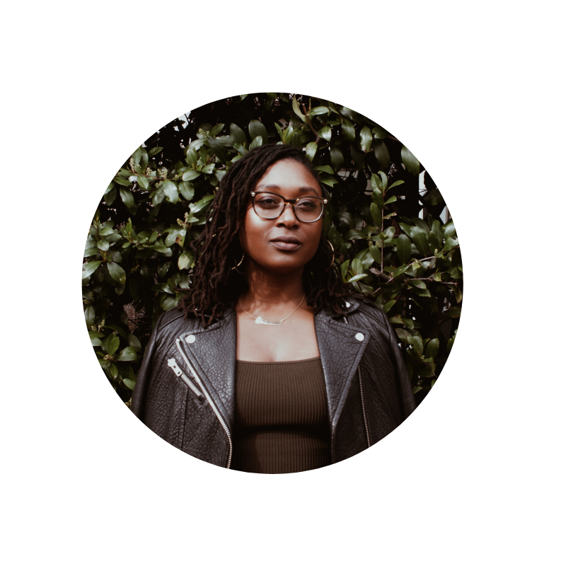 "Shanelle, Co-Founder | @thecolorsofwe - How do you define wellness?""There is something liberating about knowing what you need to do to feel whole. Wellness is freedom. Continuous investments into our well-being contribute to healthy connections within our communities and ourselves."""