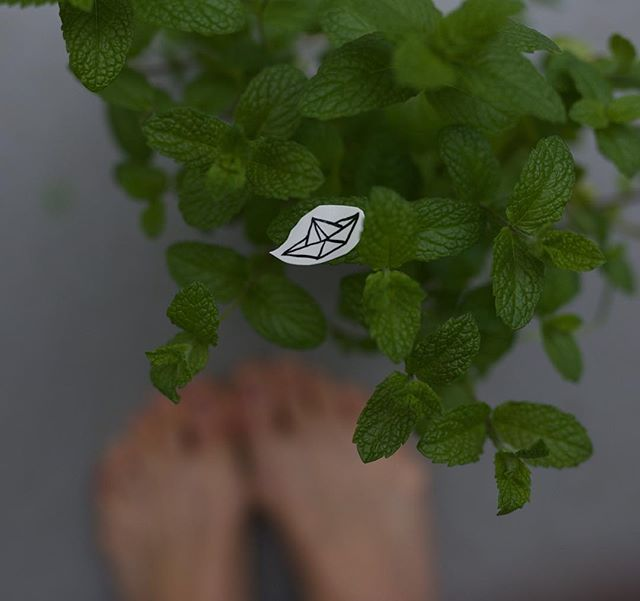 Little little boat 🚣 #temporarytattoo #boat #origami #green #photography #tattoo #musthave #nzgirl #nzmade #fromnewzealand #nzfashionblogger