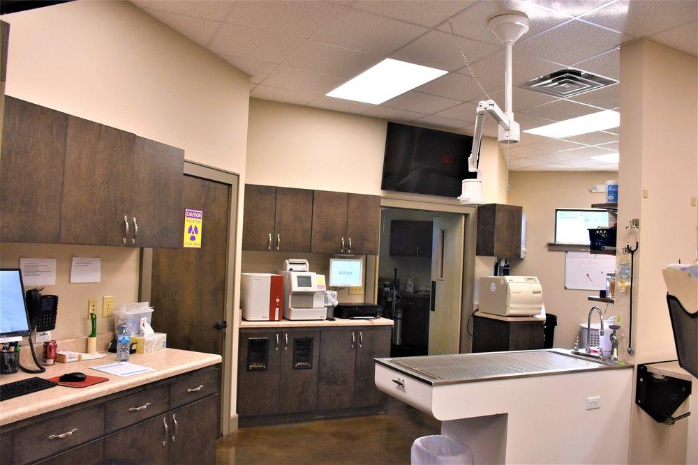 Patient Treatment Area