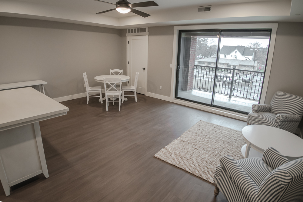 LOFT 510921 sq. ft. 1 bed - 1 bath $2,303 Monthly Turn key unit pricing available. -