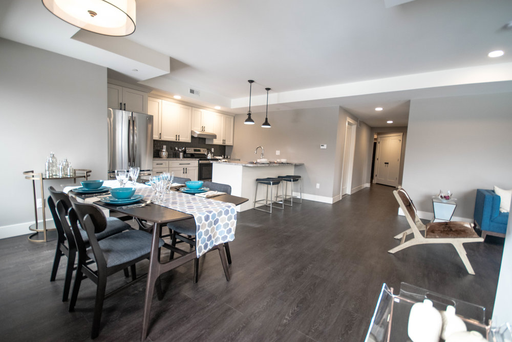 LOFT 311 1,314 sq. ft. 2 bed - 2 bath $3,154 Monthly Turn key unit pricing available. -