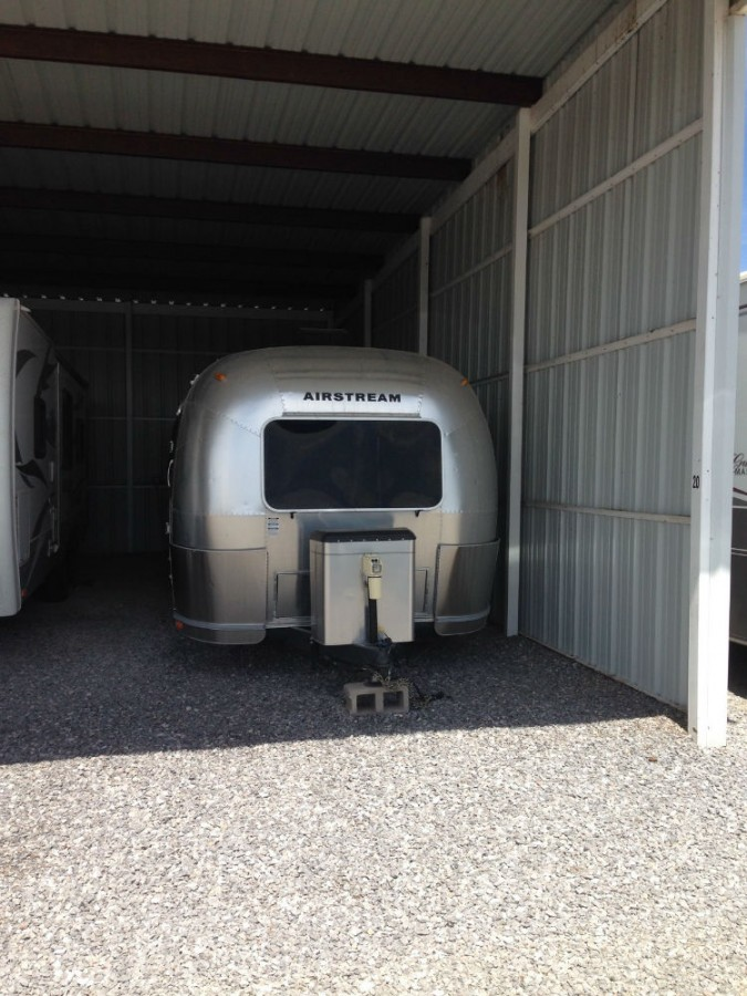 bunkhouse airstream
